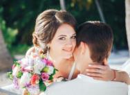 Красивая свадьба в винтажном стиле {Максим и Кристина}