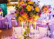 Сказочная свадьба с гостями в ресторане Playa Blanca в Пунта Кане {Анна и Брент}