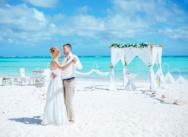 Официальная свадьба в Доминикане на пляже Juanillo в Кап Кане {Сергей и Кристина}