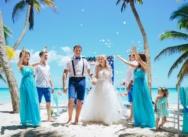 Свадьба в Доминикане на острове Саона {Алиса и Денис}