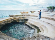 Свадьба на итальянском проекте Tracadero в Доминикане {Никита и Юлия}