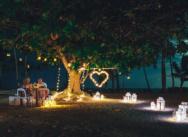 Ночное предложение руки и сердца в Доминикане! {Джон и Шерил}
