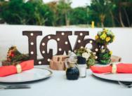 Свадьба и ужин на пляже Juanillo beach в Доминикане {Станислав и Антонина}
