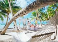 Свадьба на острове Саона в Доминиканской Республике {Сидни и Джон}