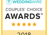 Caribbean Wedding в очередной раз получает звание Couples choice awards 2020