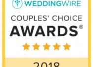 Caribbean Wedding в очередной раз получает звание Couples choice awards 2018