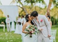 Свадьба в Доминикане на частной вилле в Пунта Кане, Arrecife {Джеки и Грант}