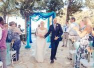 Свадьба и банкет на вилле Балахи, Рио Сан Хуан, Доминиканская Республика {Элис и Пете}