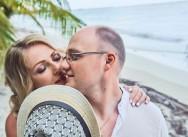 Свадьба в Доминикане на острове Саона — {Оля и Алексей}
