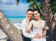 Свадьба в Доминиканской республике на острове Саона  {Дмитрий и Марина}