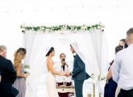 Свадьба с гостями и банкет в Доминиканской Республике (Аманда и Роджер)