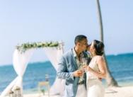 Романтическая свадьба в Доминикане (Галина и Кенон)